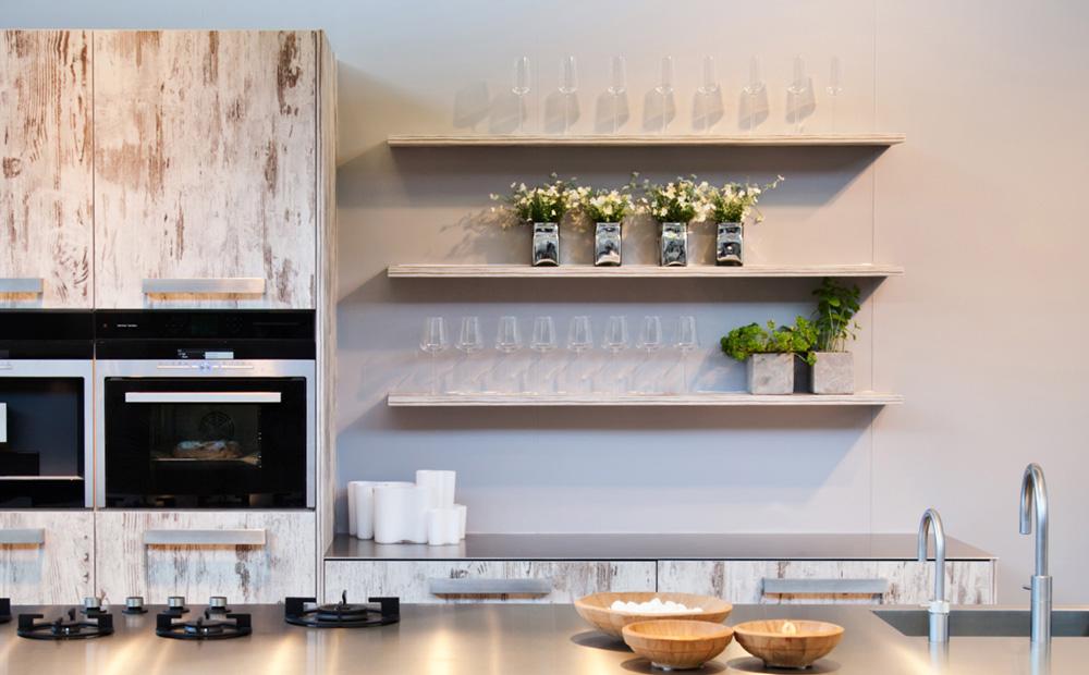 Spatwand Keuken Inox : Keuken restylen: Tips – voorbeelden en inspiratie