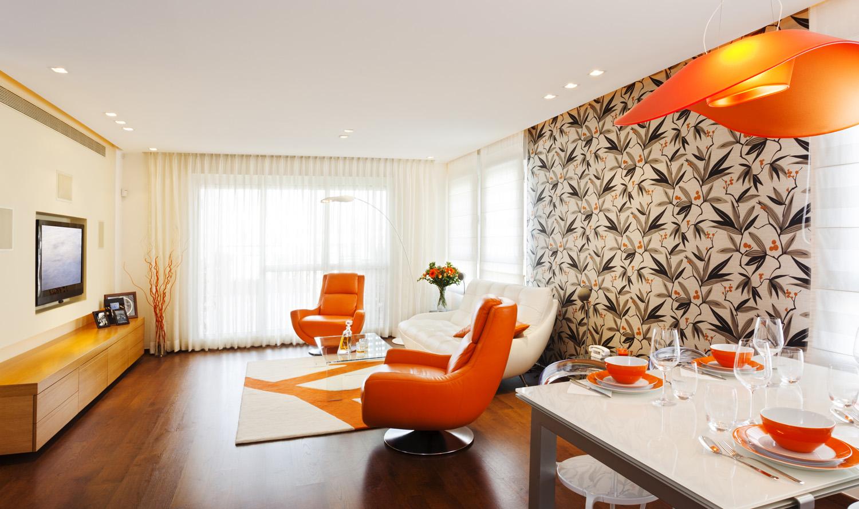 Beige muren woonkamer: woonkamer#leenbakker: clean contemporary ...